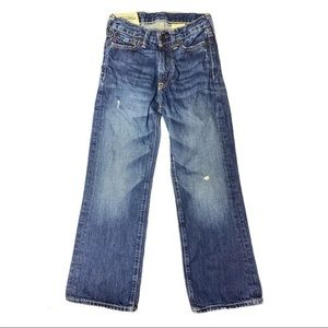 Abercrombie & Fitch Saranac Boot Jeans